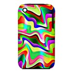 Irritation Colorful Dream Apple iPhone 3G/3GS Hardshell Case (PC+Silicone)