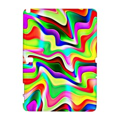 Irritation Colorful Dream Samsung Galaxy Note 10 1 (p600) Hardshell Case by designworld65