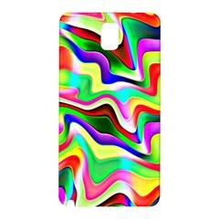 Irritation Colorful Dream Samsung Galaxy Note 3 N9005 Hardshell Back Case by designworld65