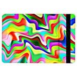 Irritation Colorful Dream iPad Air Flip
