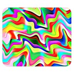 Irritation Colorful Dream Double Sided Flano Blanket (Small)