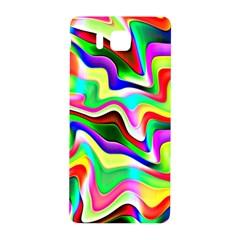 Irritation Colorful Dream Samsung Galaxy Alpha Hardshell Back Case by designworld65
