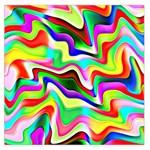 Irritation Colorful Dream Large Satin Scarf (Square)