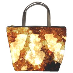 Sparkling Lights Bucket Bags by yoursparklingshop