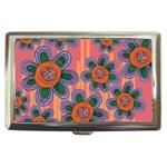 Colorful Floral Dream Cigarette Money Cases