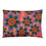 Colorful Floral Dream Pillow Case
