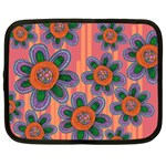 Colorful Floral Dream Netbook Case (XXL)