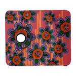 Colorful Floral Dream Samsung Galaxy S  III Flip 360 Case