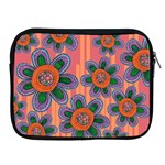 Colorful Floral Dream Apple iPad 2/3/4 Zipper Cases