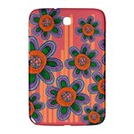 Colorful Floral Dream Samsung Galaxy Note 8.0 N5100 Hardshell Case