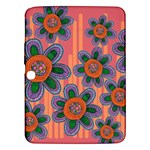 Colorful Floral Dream Samsung Galaxy Tab 3 (10.1 ) P5200 Hardshell Case