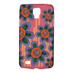 Colorful Floral Dream Galaxy S4 Active