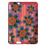 Colorful Floral Dream Kindle Fire HDX Hardshell Case
