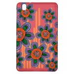 Colorful Floral Dream Samsung Galaxy Tab Pro 8.4 Hardshell Case