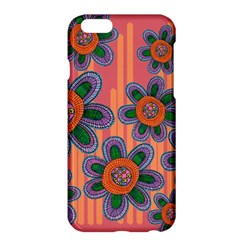 Colorful Floral Dream Apple Iphone 6 Plus/6s Plus Hardshell Case by DanaeStudio