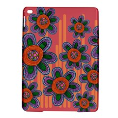 Colorful Floral Dream Ipad Air 2 Hardshell Cases by DanaeStudio