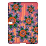 Colorful Floral Dream Samsung Galaxy Tab S (10.5 ) Hardshell Case