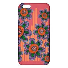 Colorful Floral Dream Iphone 6 Plus/6s Plus Tpu Case by DanaeStudio