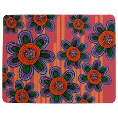Colorful Floral Dream Jigsaw Puzzle Photo Stand (rectangular) by DanaeStudio
