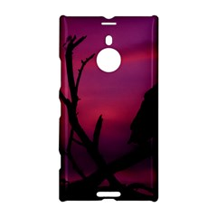 Vultures At Top Of Tree Silhouette Illustration Nokia Lumia 1520 by dflcprints
