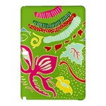 Green Organic Abstract Samsung Galaxy Tab Pro 10.1 Hardshell Case