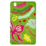 Green Organic Abstract Samsung Galaxy Tab Pro 8.4 Hardshell Case