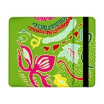 Green Organic Abstract Samsung Galaxy Tab Pro 8.4  Flip Case