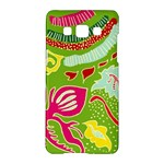 Green Organic Abstract Samsung Galaxy A5 Hardshell Case