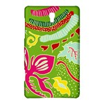 Green Organic Abstract Samsung Galaxy Tab S (8.4 ) Hardshell Case