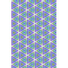 Colorful Retro Geometric Pattern 5 5  X 8 5  Notebooks by DanaeStudio