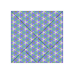 Colorful Retro Geometric Pattern Acrylic Tangram Puzzle (4  X 4 ) by DanaeStudio