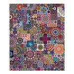 Ornamental Mosaic Background Shower Curtain 60  x 72  (Medium)
