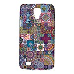 Ornamental Mosaic Background Galaxy S4 Active