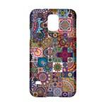 Ornamental Mosaic Background Samsung Galaxy S5 Hardshell Case