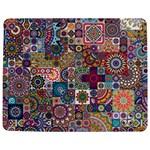 Ornamental Mosaic Background Jigsaw Puzzle Photo Stand (Rectangular)