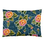 Floral Fantsy Pattern Pillow Case