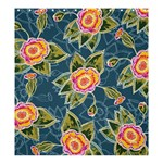 Floral Fantsy Pattern Shower Curtain 66  x 72  (Large)