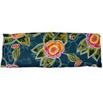 Floral Fantsy Pattern Body Pillow Case Dakimakura (Two Sides)