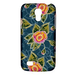 Floral Fantsy Pattern Galaxy S4 Mini by DanaeStudio