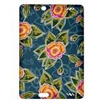 Floral Fantsy Pattern Amazon Kindle Fire HD (2013) Hardshell Case