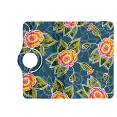 Floral Fantsy Pattern Kindle Fire Hdx 8 9  Flip 360 Case by DanaeStudio