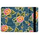 Floral Fantsy Pattern iPad Air 2 Flip