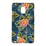 Floral Fantsy Pattern Galaxy Note Edge