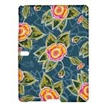 Floral Fantsy Pattern Samsung Galaxy Tab S (10.5 ) Hardshell Case
