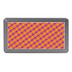 Vibrant Retro Diamond Pattern Memory Card Reader (Mini)