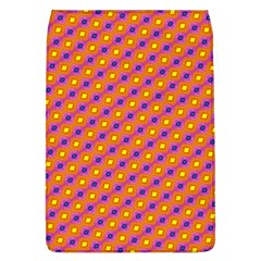 Vibrant Retro Diamond Pattern Flap Covers (l)  by DanaeStudio