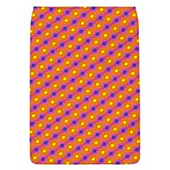 Vibrant Retro Diamond Pattern Flap Covers (s)  by DanaeStudio