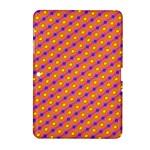 Vibrant Retro Diamond Pattern Samsung Galaxy Tab 2 (10.1 ) P5100 Hardshell Case