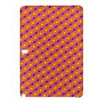 Vibrant Retro Diamond Pattern Samsung Galaxy Tab Pro 10.1 Hardshell Case