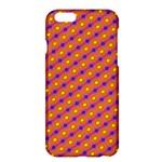 Vibrant Retro Diamond Pattern Apple iPhone 6 Plus/6S Plus Hardshell Case